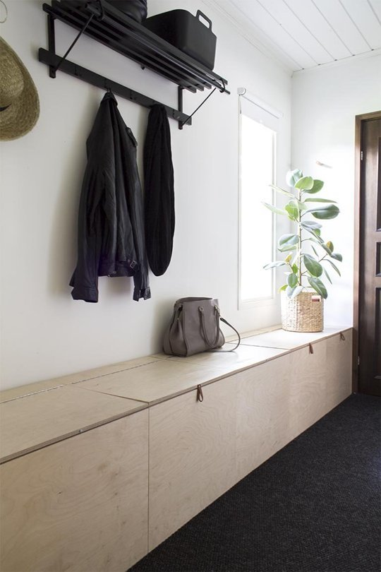 El blog de demarques ideas para aprovechar pasillos estrechos - Ideas para zapateros ...