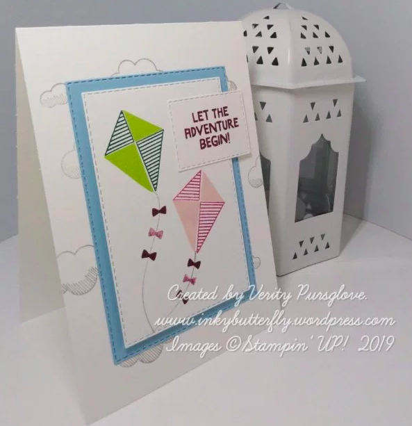 Project share #pootlersrock Stampin' Up! Nigezza Creates
