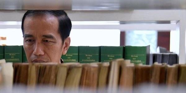 Jokowi Membuat Perpres untuk Dirinya Sendiri
