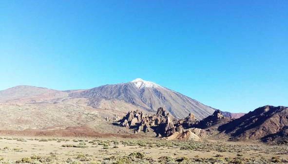 ¿Cómo subir al pico del Teide?