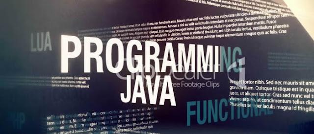 Curso online e gratuito - Introdução à programação em linguagem JAVA - Com certificado.