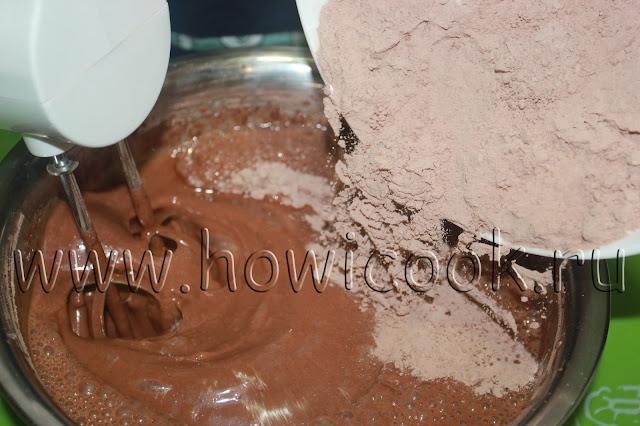 рецепт торта темный ларри с пошаговыми фото