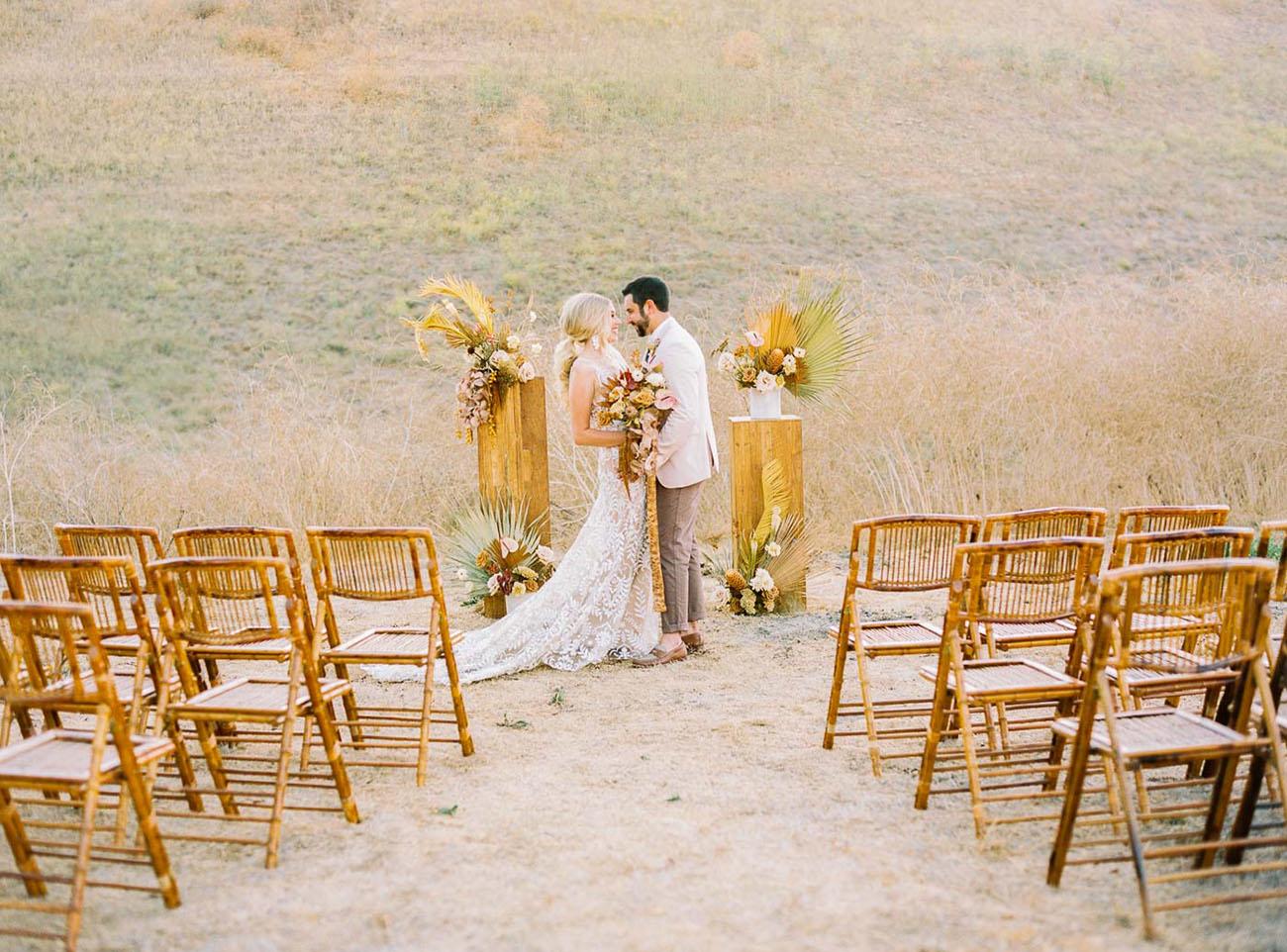 5 Errores que cometen las novias al elegir las flores de la boda.