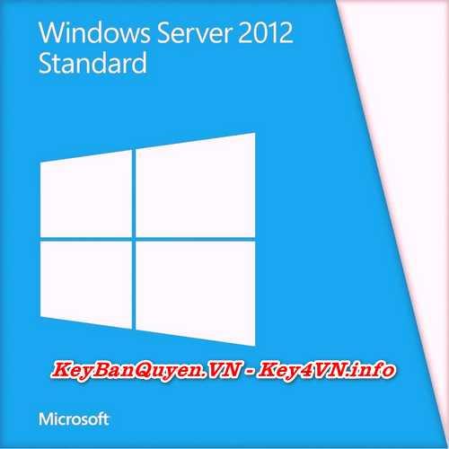 Mua bán key bản quyền Windows Server 2012 Standard .