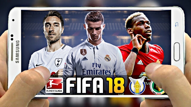 Download FTS 2019 Mod FIFA 18 With New Logos And 100% Updated Times