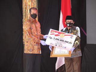 Pj.Sekda: Selain Piala Gubernur Terima Dana Insentif Daerah Total Rp.4 Milyar