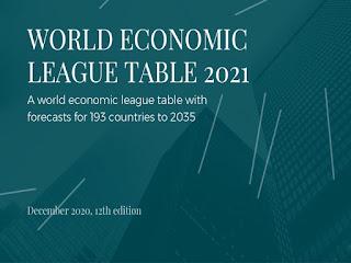 12th World Economic League Table 2021 Report