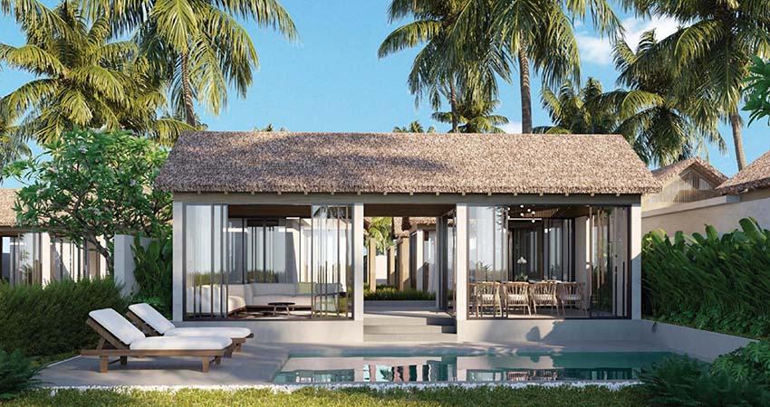 Biệt thự SunGroup Bãi Khem Phú Quốc