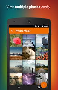 التطبيق معرض مخفي  لإخفاء الصور على هاتفك الاندرويد