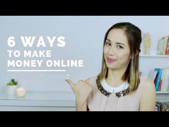 Best 6 Ways To Make Money Online in 2019