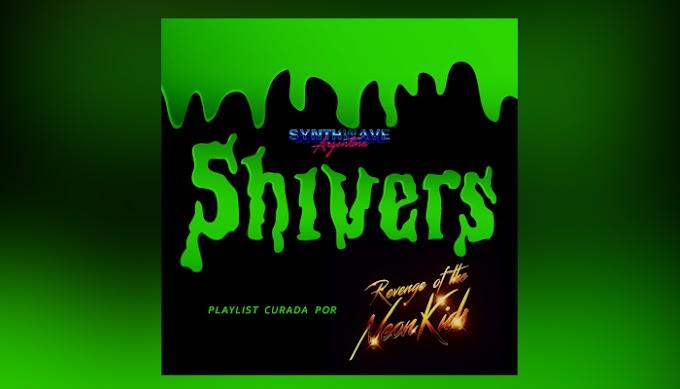 Shivers: la nueva playlist de Synthwave Argentina