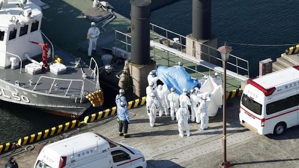 Ada 78 WNI di Kapal Pesiar yang Dikarantina Jepang karena Virus Corona