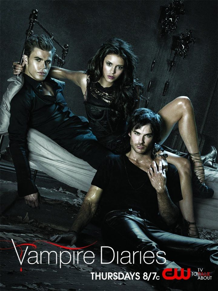 The Vampire Diaries (S01-S06) WEB DL- 720p Español Latino