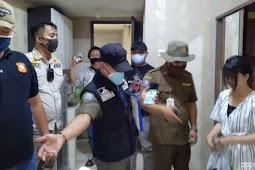 Razia Prostitusi Online di Hotel,Polisi Amankan Belasan Pasangan Mesum di BSD dan Serpong