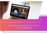 TRAVEL PASS  Designed exclusively for tourist visiting Malaysia
