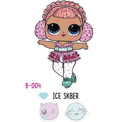 Ice Sk8er Bling Series