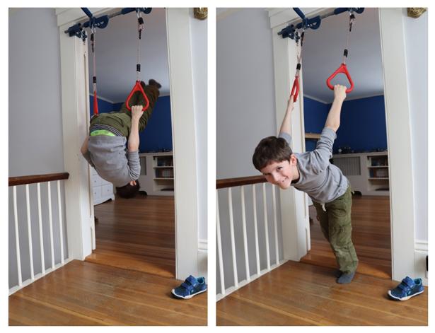 Swing Gorilla Indoor Gym
