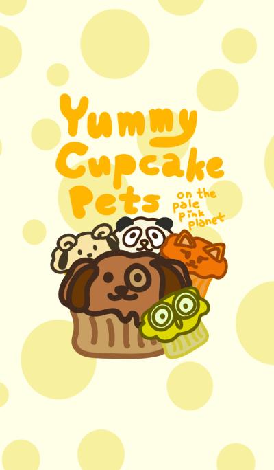 Yummy Cupcake Pets