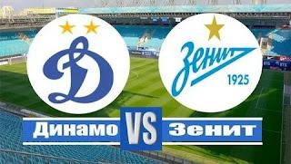 «Динамо М» — «Зенит»: прогноз на матч, где будет трансляция смотреть онлайн в 20:45 МСК. 26.08.2020г.