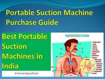 Portable Suction Machine