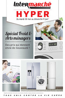 Catalogue Intermarché 30 Mai au 11 Juin 2017