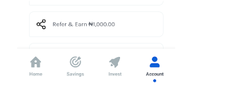 Piggyvest refer and earn free N1000