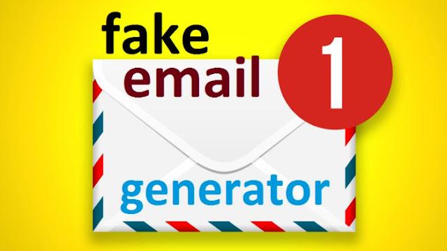 Cara membuat email generator