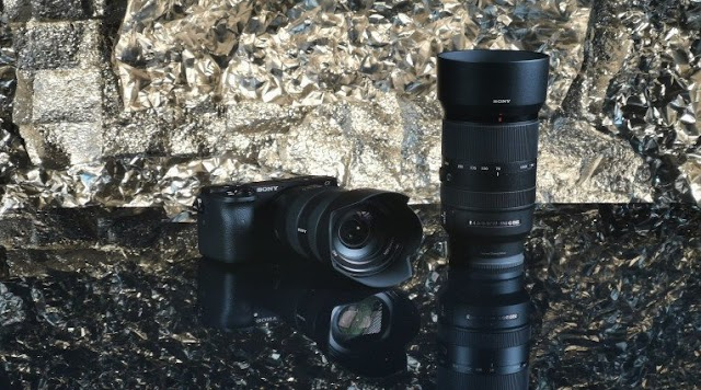 New APSC mirroless from Sony: the a6100 and the top a6600
