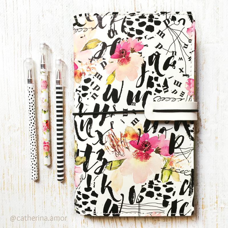 My Prima Traveler's Notebook