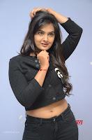 Neha Deshpandey in Black Jeans and Crop Top Cute Pics Must see ~  Exclusive Galleries 037.jpg