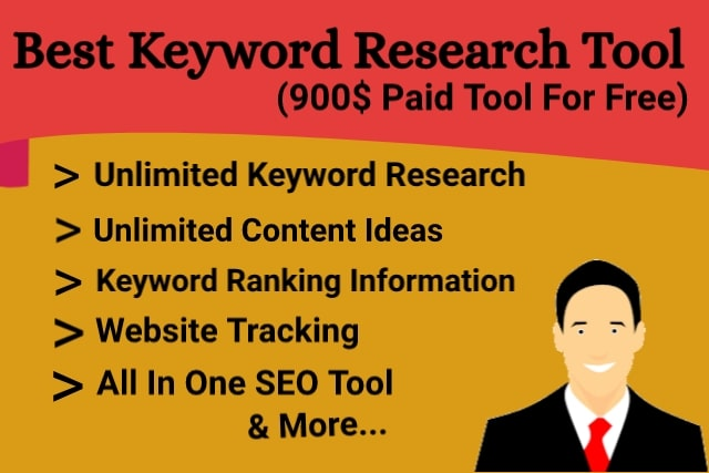 Best Keyword Research Tool | All In One SEO Tool BiQ[900$ Tool Free]