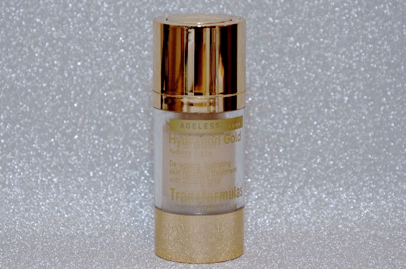 gold moisturizer