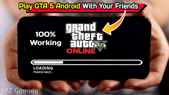 DOWNLOAD AND PLAY ONLINE GTA 5 FOR ANDROID 2020 | GTA V ONLINE APK DOWNLOAD NOW