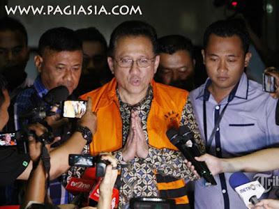 Sesuai Tatib yang Berlaku Irman Gusman Dicabut Jabatannya Sebagai Ketua DPD
