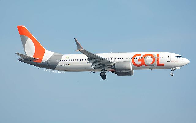 GOL (GOLL4) é a primeira Companhia do mundo a voltar a utilizar o Boeing 737 MAX (foto)   É MAIS QUE VOAR