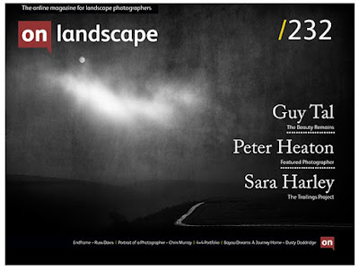 On Landscape Issue 232 - Sara Harley - The Trailings Project