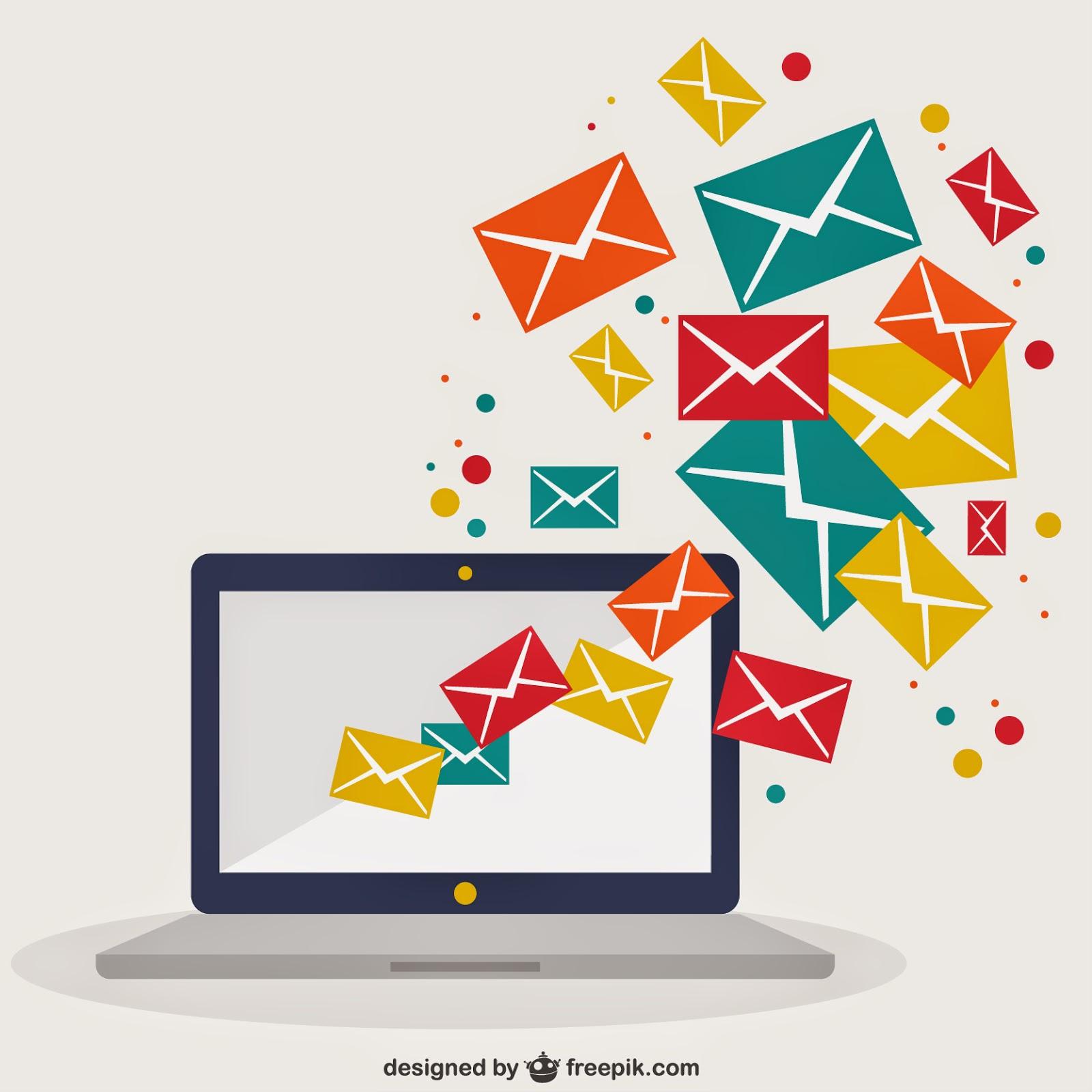 Como organizar el correo electronico de forma eficiente