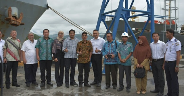 Pelabuhan Gili Mas jadi Sorotan Legislator Senayan