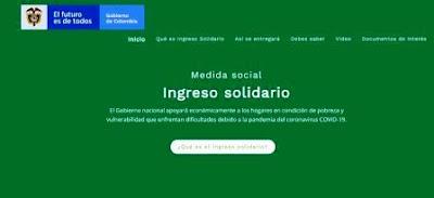 Como saber si tengo derecho al Ingreso Solidario ?