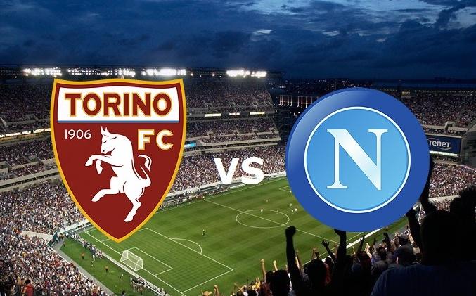 TORINO-NAPOLI Streaming Live: dove vedere in Diretta Video Gratis Oggi | Calcio Anticipo Serie A