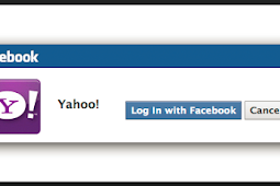 Yahoo Login Facebook