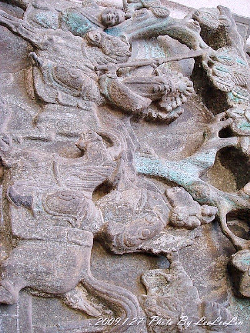 台南好吃好玩推薦南鯤鯓代天府規模最大最古老的五府千歲