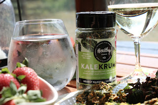 healthy crunch kale chip review
