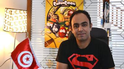 وليد الميداني المؤسس و الرئيس التنفيذي لشركة ديجيتال مانيا