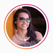 Seguir Instagram perfil verdadeiro Gleici BBB 18