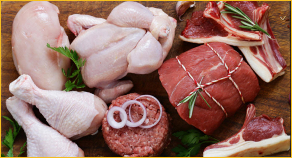 7aec4acfc Contrary to popular belief, consuming red meat and white meat such as  poultry, have equal effects on blood cholesterol levels, according to a  study ...