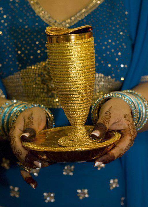 Doodh Pilai Glass Decoration Ideas Wedding Glasses Urdu