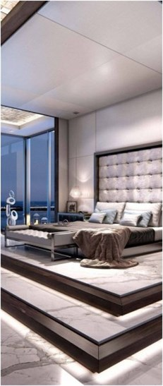 Luxurious Modern Bedrooms 21