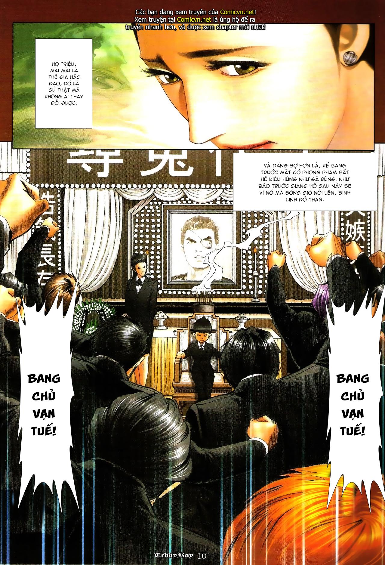 Người Trong Giang Hồ - Chapter 1277: Lam Kình nhượng vị - Pic 9