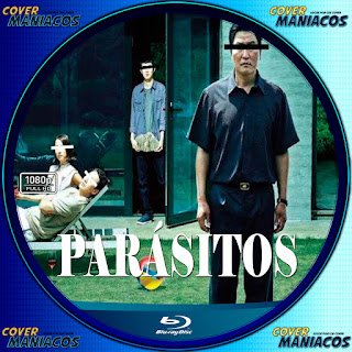 GALLETA PARASITOS 2019[COVER BLU-RAY]